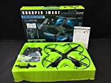 Sharper Image Drone DX-4 HD Video Streaming Drone
