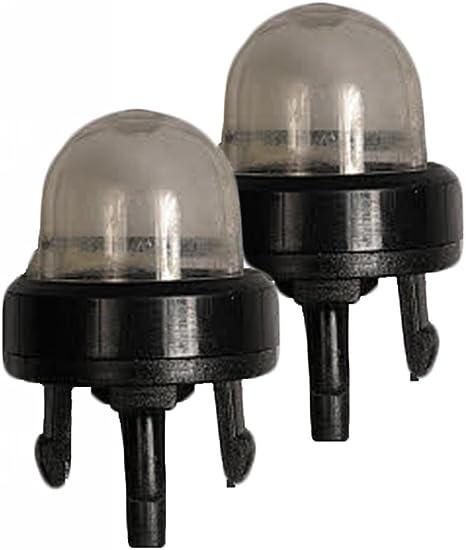 5PCS Homelite Echo Stihl Ryobi Poulan Zama Primer Bulb P7I1 Gas Pump Cup D7A7