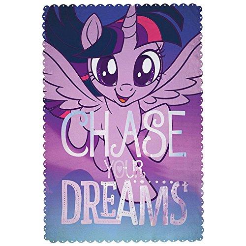 My Little Pony Movie Adventure Fleece Blanket by My Little Pony