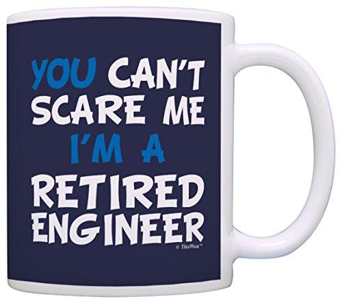 Retirement Retired Engineer Coworker Coffee