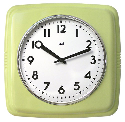 very cheap price on the chartreuse clock