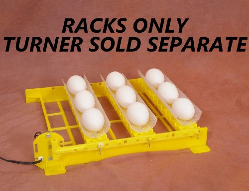 (Hova Bator Egg Turner Goose Egg Racks)