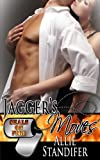 Front cover for the book Jagger's Moves by Allie Standifer