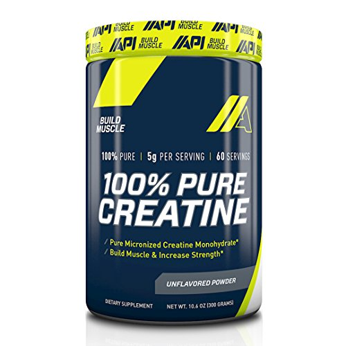 API USA Pure Creatine, 10.6 Ounce