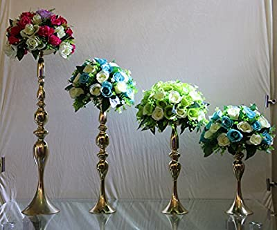 50cm height metal candle holder candle stand wedding centerpiece event road lead flower rack …