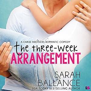 The Three Week Arrangement Audiobook