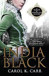 India Black: A Madam of Espionage Mystery
