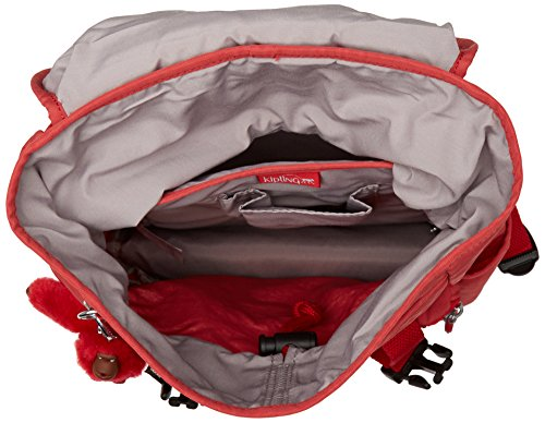 Sacs Rouge dos S Red Spicy Kipling Experience à C EXw6IxqS