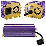 Apollo Horticulture APL400 Hydroponic 400 - Watt HPS MH Digital Dimmable Electronic Ballast for Grow Lights