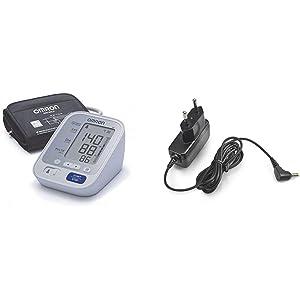 OMRON M3 - Tensiómetro de brazo digital con detección del pulso arrítmico, validado clínicamente +