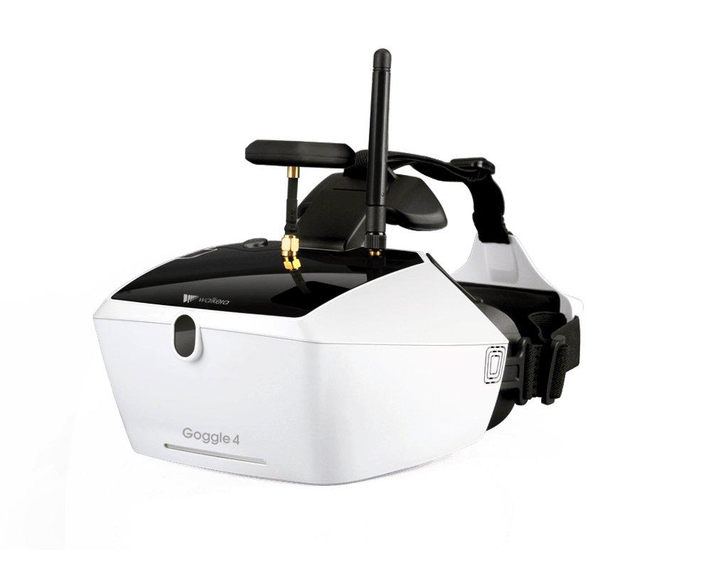 Walkera Goggle 4 Goggle ワルケラ ゴーグル 5.8G 40CH 40CH 5.8G 多様性 FPV空撮メガネ ダブルアンテナ付 B06ZZXMHFS, おばけのかくれんぼrenren店:24ffe069 --- itxassou.fr