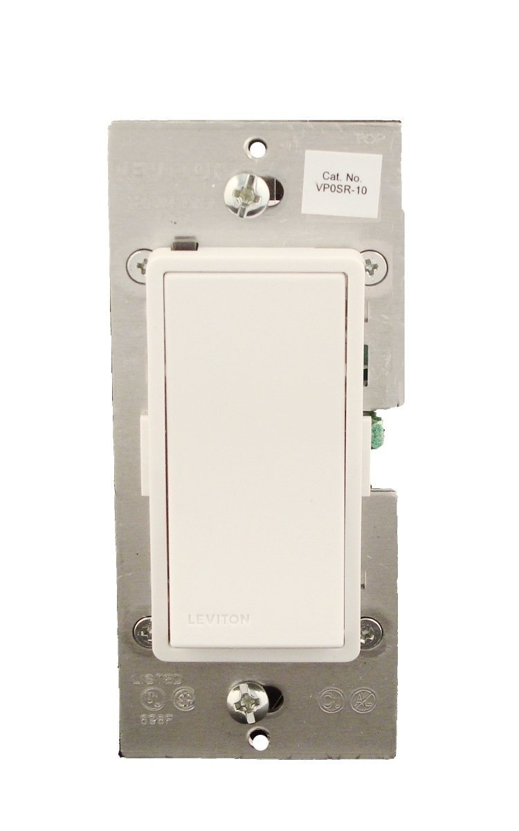 Leviton VP0SR-10Z, Vizia + Digital Coordinating Remote Switch, 3-Way ...