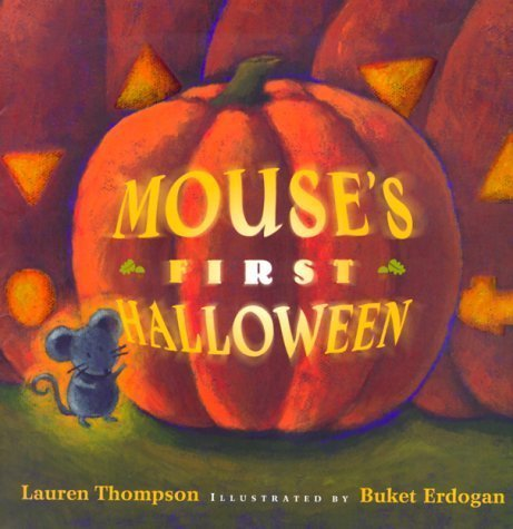 Mouse's First Halloween by Lauren Thompson (2000-09-01)
