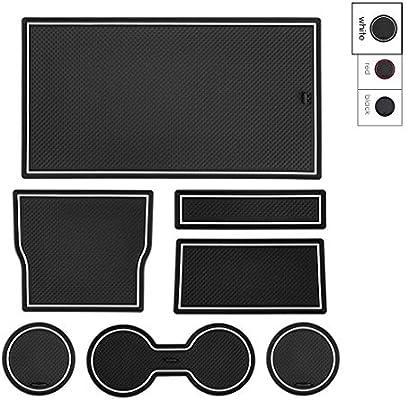 Amazon.com: BougeRV Tesla Model 3 Center Console Custom Fit ...