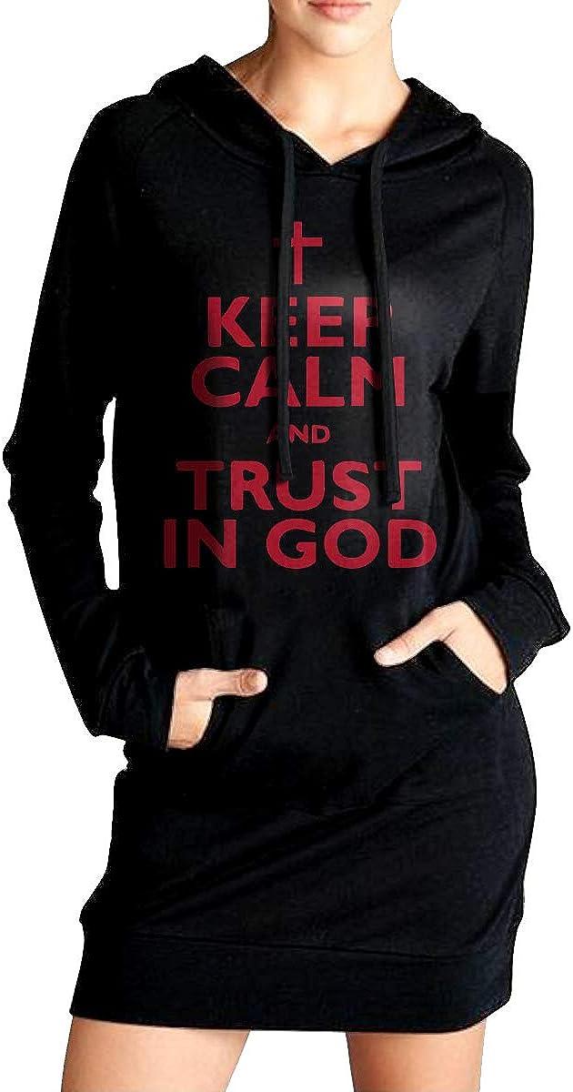 TDYUS DesignName Girls Leisure Black Sweater With Pocket