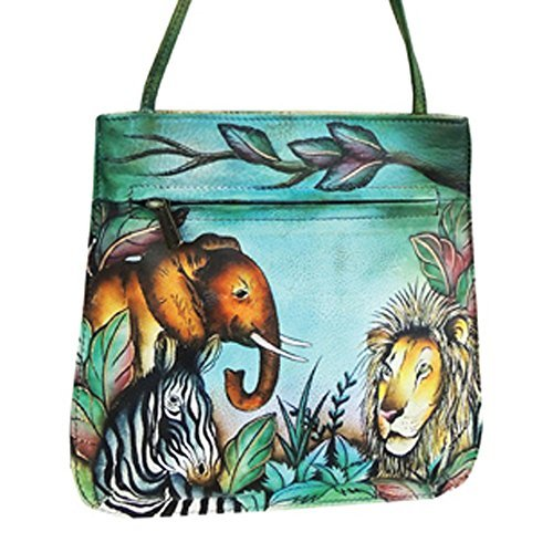 African Leather Bags - 9