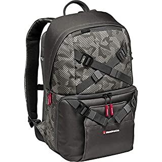 Manfrotto Noreg Backpack 30 for CSC, DSLR/Mirrorless & Action Cameras, DJI Mavic Pro/Pro Platinum Drones, Gray (B07GNRLTZH) | Amazon price tracker / tracking, Amazon price history charts, Amazon price watches, Amazon price drop alerts