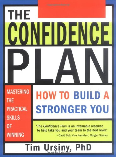 Read Online The Confidence Plan: How to Build a Stronger You pdf epub