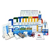 First Aid Only 90625 ANSI 2015 Compliant 4 Shelf Class B+, First Aid Kit Refill, with Meds