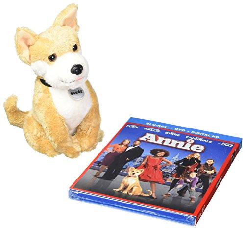 Annie (2014) (Oversize Item Split, With DVD, Ultraviolet Digital Copy, Widescreen)