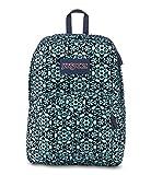 JanSport High Stakes Backpack- Sale Colors (Aqua Dash Morrocan Flock)
