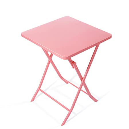 Folding table Nan Iron Art - Mesa Cuadrada pequeña, Mesa Plegable ...