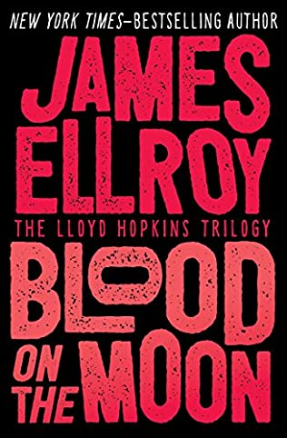 book cover of Blood On the Moon