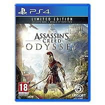 Offerte speciali su Assassin's Creed Odyssey - Limited [Esclusiva Amazon]- Multipiattaforma