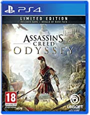 Sconti di Primavera su Assassin's Creed Odyssey - Limited [Esclusiva Amazon] - Multipiattaforma