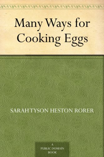 Many Ways for Cooking Eggs - Shirred Egg