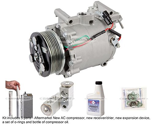 Si Auto Repair (New AC Compressor & Clutch With Complete A/C Repair Kit For Honda Civic Si - BuyAutoParts 60-81576RK)