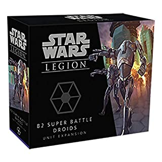 Star Wars: B2 Super Battle Droids Unit