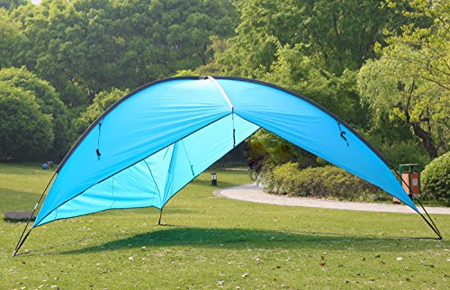 Oileus Super Big Canopy Tent With Sand Bags Easy Up