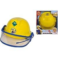 Fireman Sam QSFM043629 Feature Helmet