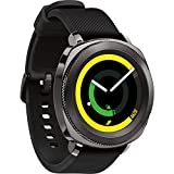 Samsung Gear Sport Smartwatch - Black (Certified Refurbished)