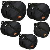 Pro Tec HRSTANDARD2 Heavy Ready Drum Bag Kit