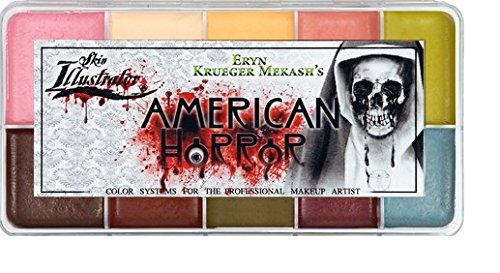 PPI Skin Illustrator American Horror Makeup Palette