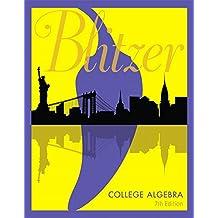 College Algebra (7th Edition)