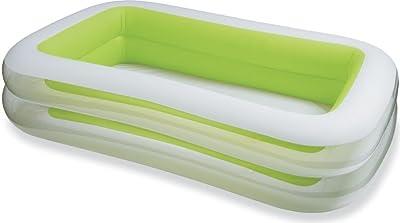 Intex Swim Center Family Inflatable Pool, 103x69x22