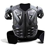 Kids Protector Armor Vest Protective Gear for Children Body Chest Spine Back Multi Sports Drop Resistance Safety Protection Guards: Riding, Inline Skatings, Dirt Bike, Scooter, Skiing, Skating