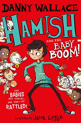 Hamish and the Baby BOOM! (English Edition)
