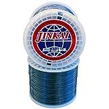 Cheap Jinaki Premium Monofilement Line – 500yd Spool – 6lb-130lb – Smoke Blue (#80)