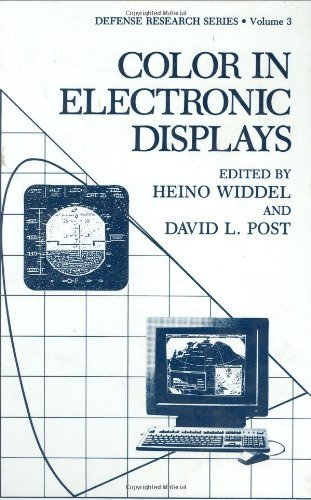 Download Color in Electronic Displays (Defense Research Series) Pdf