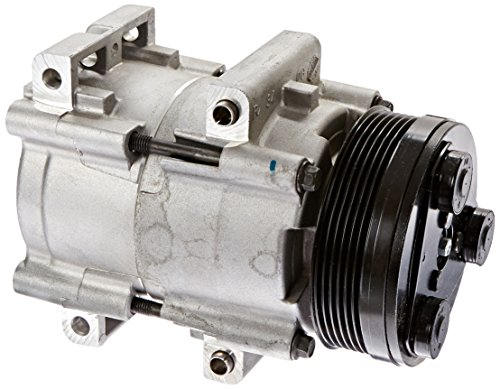 Denso 471-8107 New Compressor with Clutch
