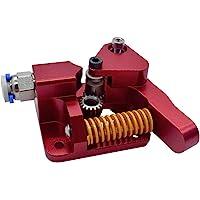 Uppgraderad ersättning CR-10S Pro Dual Gear Extruder Dual Drive Gear Aluminium mk8 Metal Extruder Kit för Creality 3D…