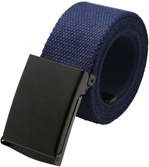 Malloom® Unisex Cinturones de lona Hombres Niños Mujeres Niñas ...