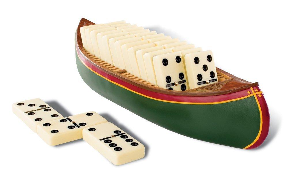 宅配 Outside Canoe Inside Gifts Inside Canoe B074PVL2D4 Dominoes B074PVL2D4, DIY+:71b83c86 --- yelica.com