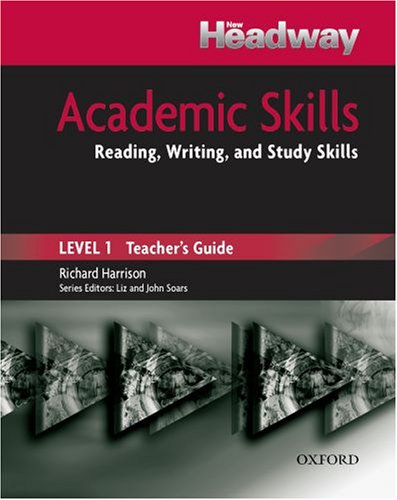New Headway Academic Skills: Teacher's Guide Level 1 PDF