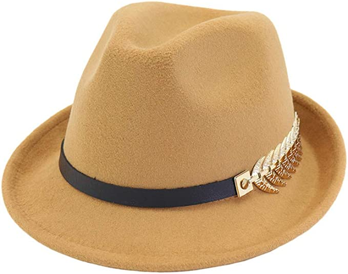 Zedo Sombrero Sombrero hombre Sombrero de Vestir Gorra Sombrero ...