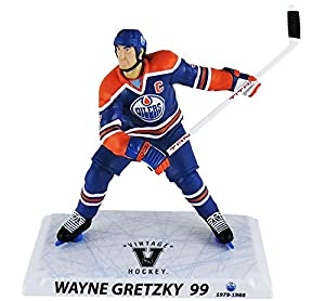 NHL Edmonton Oilers Wayne Gretzky Player Replica